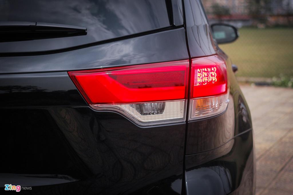 Toyota Highlander 2017 LE gia hon 2 ty tai Ha Noi hinh anh 6