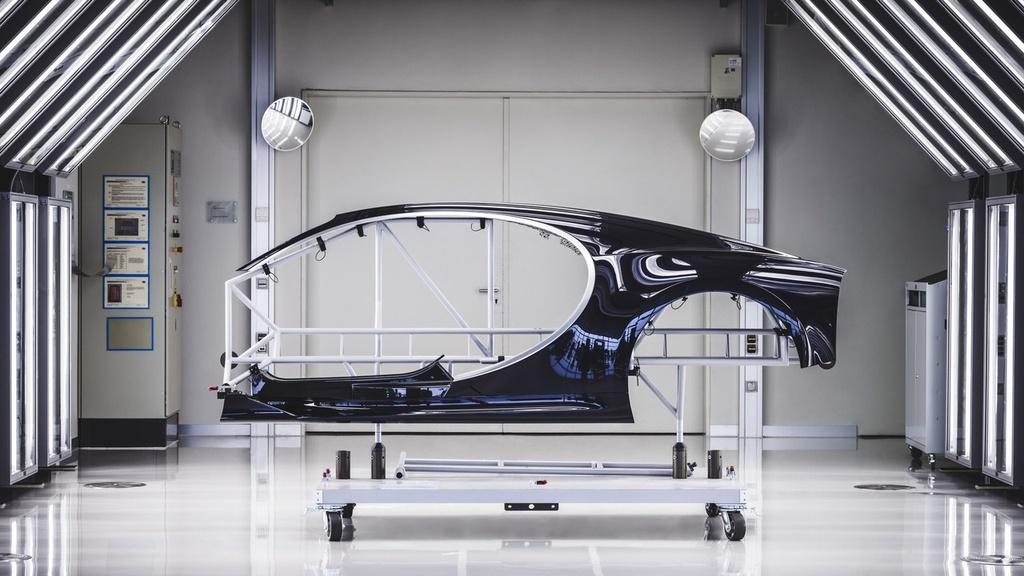 noi san xuat Bugatti Chiron anh 7