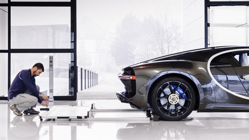 noi san xuat Bugatti Chiron anh 11