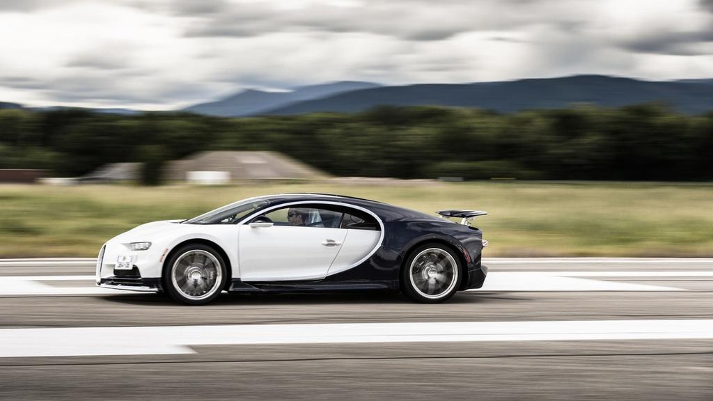 noi san xuat Bugatti Chiron anh 1