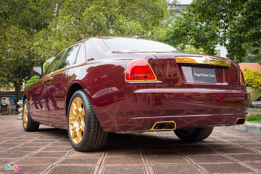 Rolls-Royce doc tai Viet Nam anh 3