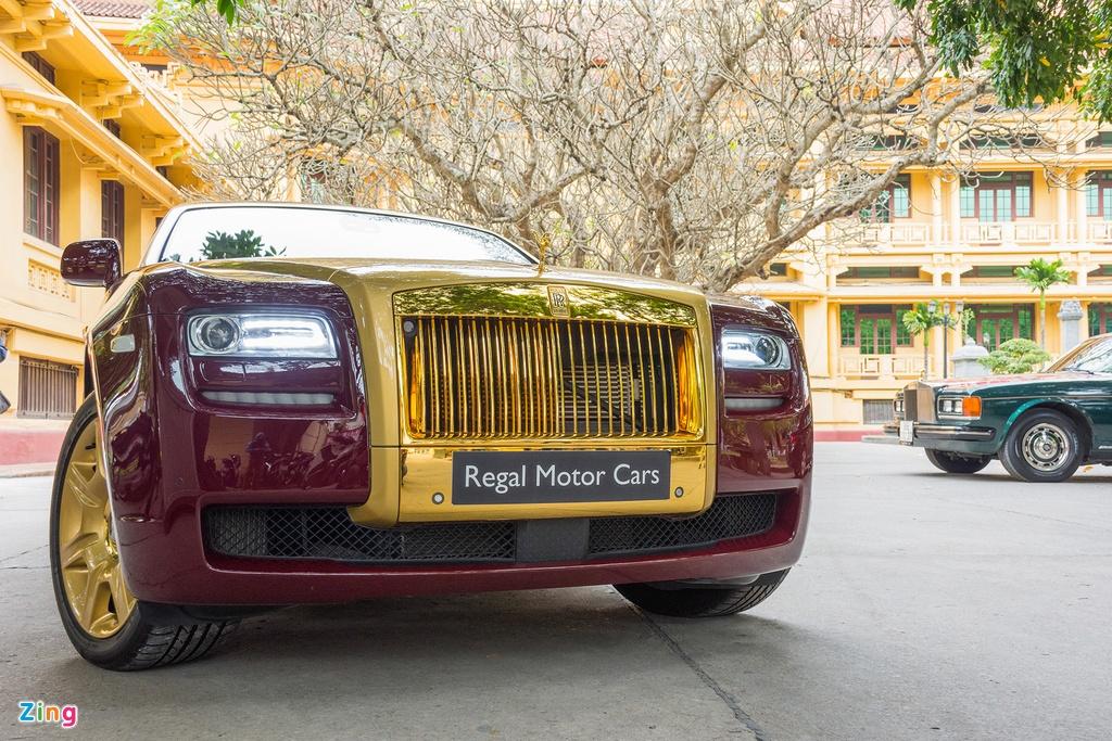 Rolls-Royce doc tai Viet Nam anh 4