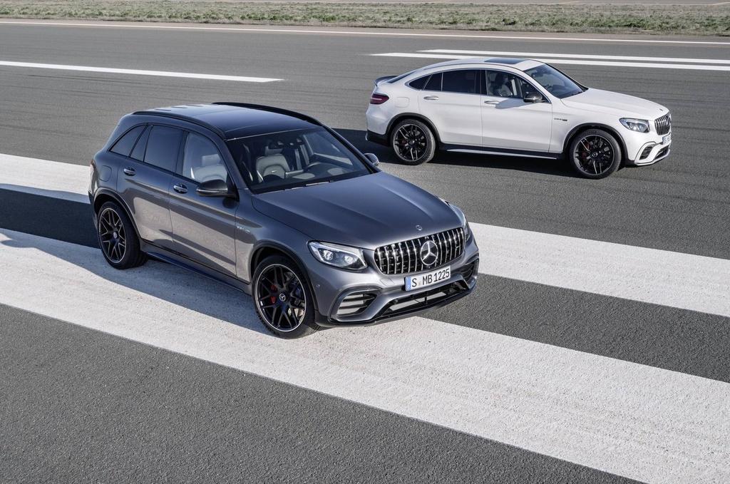 Mercedes GLC 63 AMG 2018 cong suat tu 476 ma luc hinh anh 1