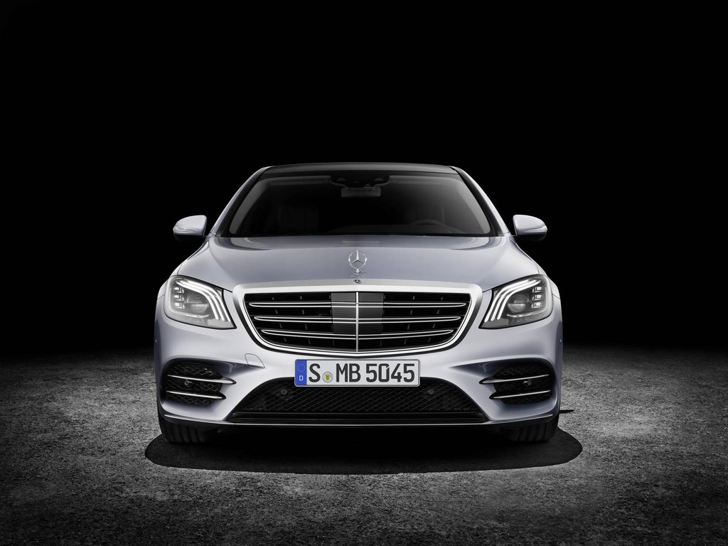 Mercedes-Benz trinh lang sedan cao cap S-Class 2018 hinh anh 9