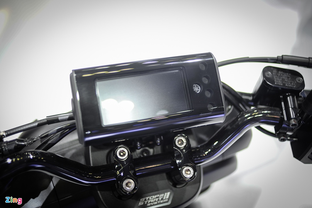 xe tay ga Yamaha QBIX ra mat anh 6