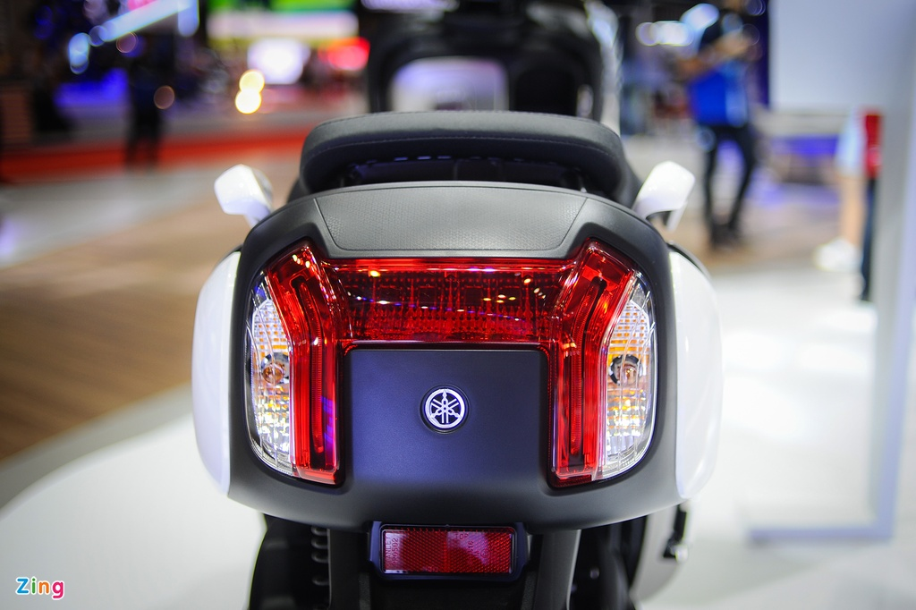 xe tay ga Yamaha QBIX ra mat anh 9