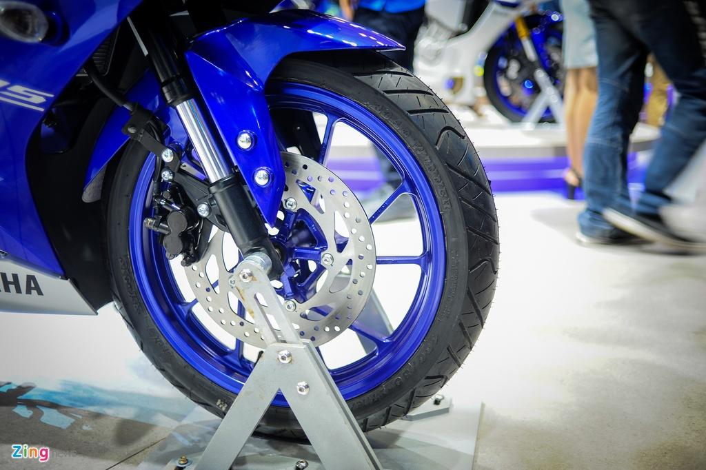 Yamaha YZF-R15 2017 tai Viet Nam anh 5