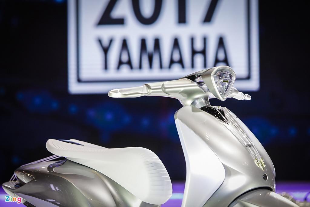 xe concept doc nhat Viet Nam Yamaha Glorious anh 4