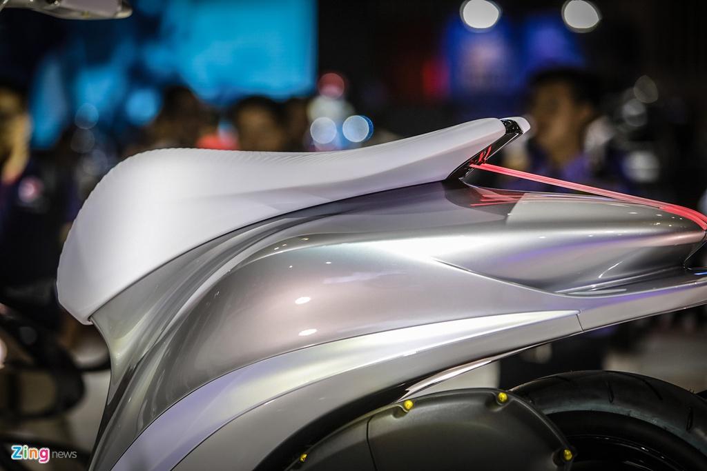 xe concept doc nhat Viet Nam Yamaha Glorious anh 8