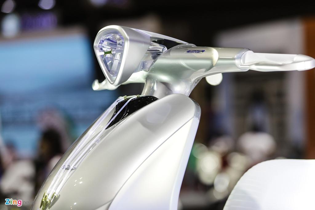 xe concept doc nhat Viet Nam Yamaha Glorious anh 3