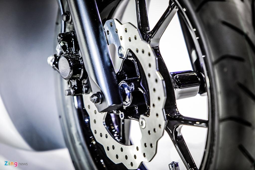 xe concept doc nhat Viet Nam Yamaha Glorious anh 9