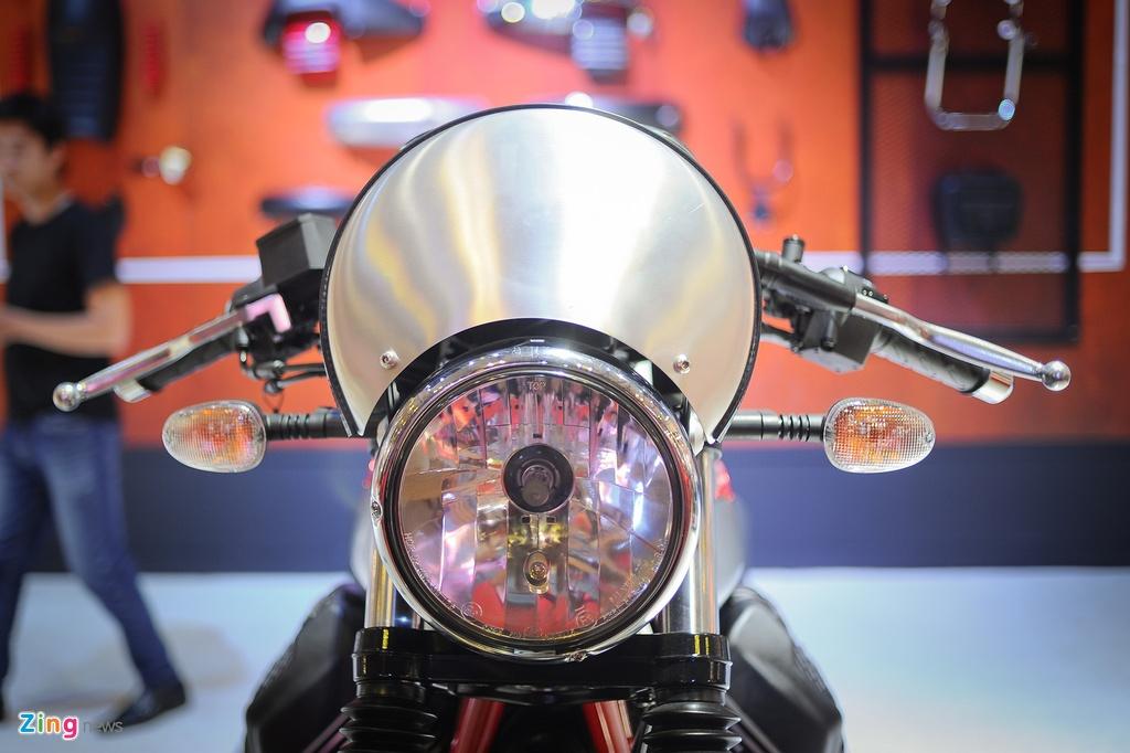 Moto Guzzi V7 III Racer chinh hang anh 3