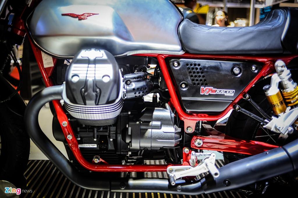 Moto Guzzi V7 III Racer chinh hang anh 7