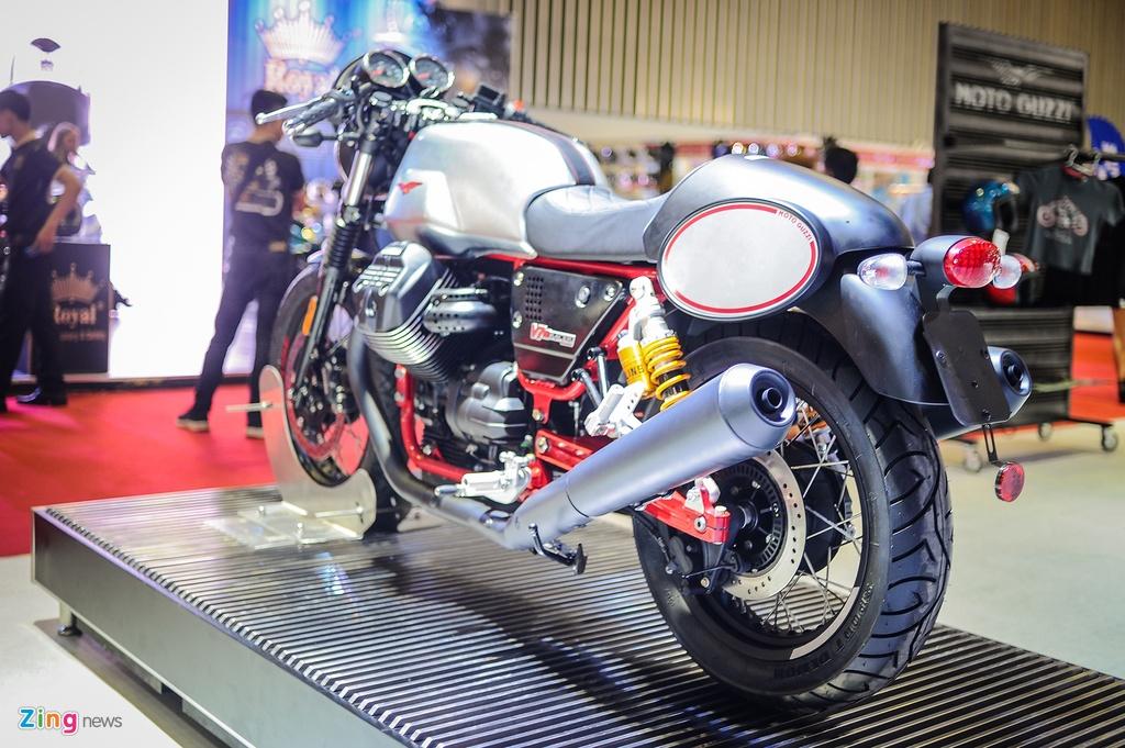 Moto Guzzi V7 III Racer chinh hang anh 6