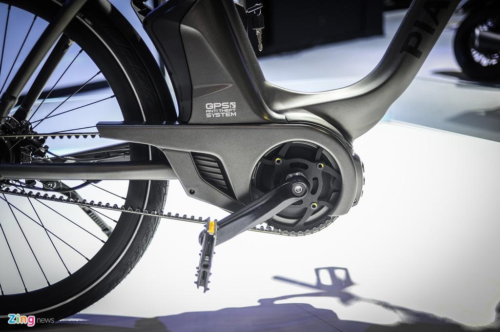 xe dap dien cao cap Piaggio Wi-Bike Active anh 3