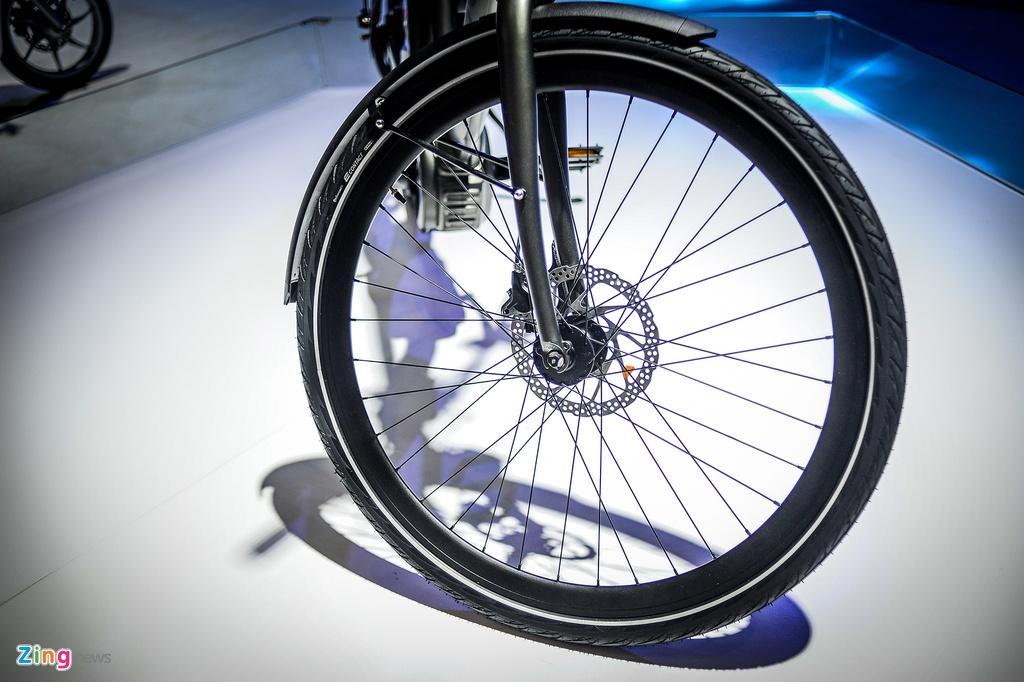 xe dap dien cao cap Piaggio Wi-Bike Active anh 6