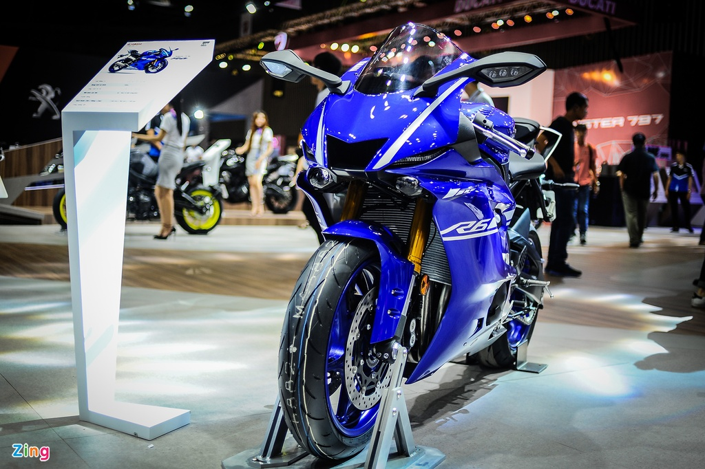 Yamaha YZF-R6 2017 tai Viet Nam anh 2