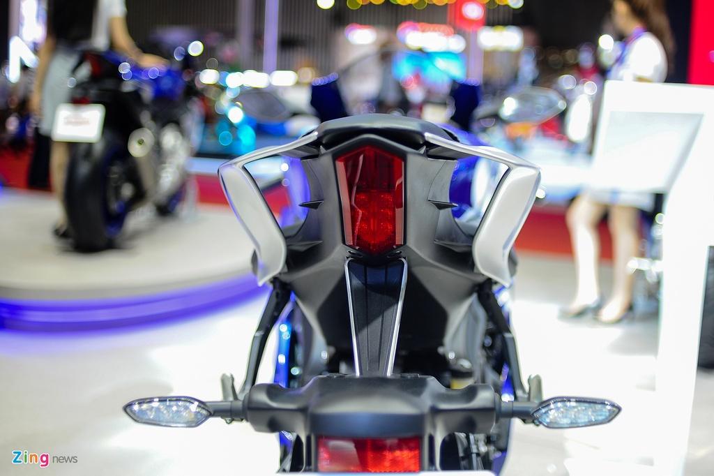 Yamaha YZF-R6 2017 tai Viet Nam anh 7