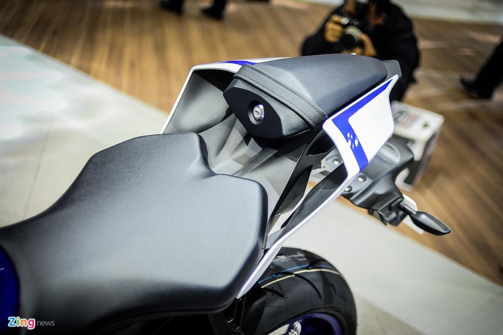 Yamaha YZF-R6 2017 kieu dang moi tai Viet Nam hinh anh 8