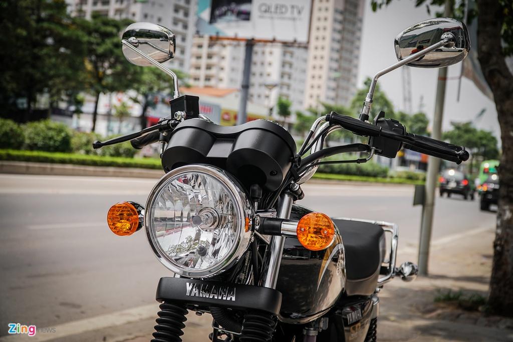 Xe con tay Yamaha 125 phan khoi, gia hon 40 trieu tai Ha Noi hinh anh 3