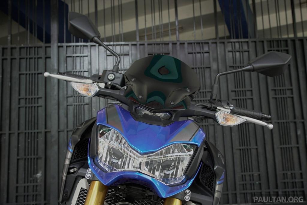 Kawasaki Z900 ABS ban dac biet ra mat tai Malaysia hinh anh 4