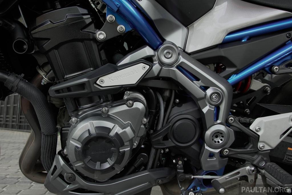Kawasaki Z900 ABS ban dac biet ra mat tai Malaysia hinh anh 7