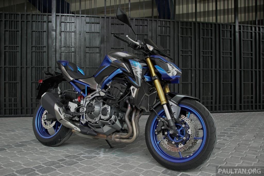 Kawasaki Z900 ABS ban dac biet ra mat tai Malaysia hinh anh 1