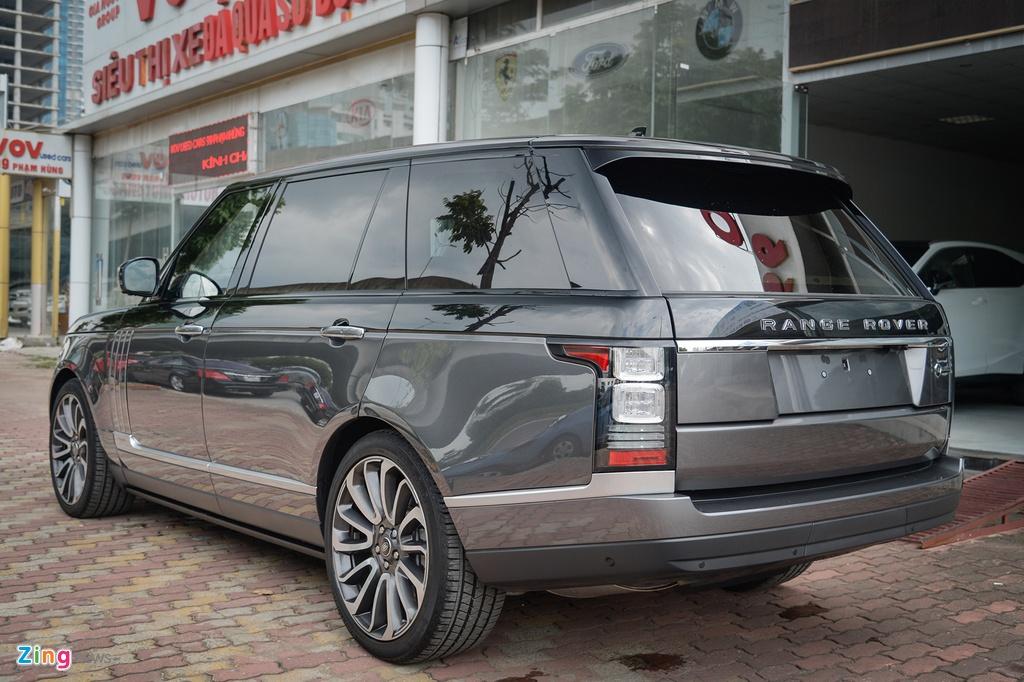 SUV hang sang Range Rover Hybrid gia hon chuc ty dau tien tai VN hinh anh 3
