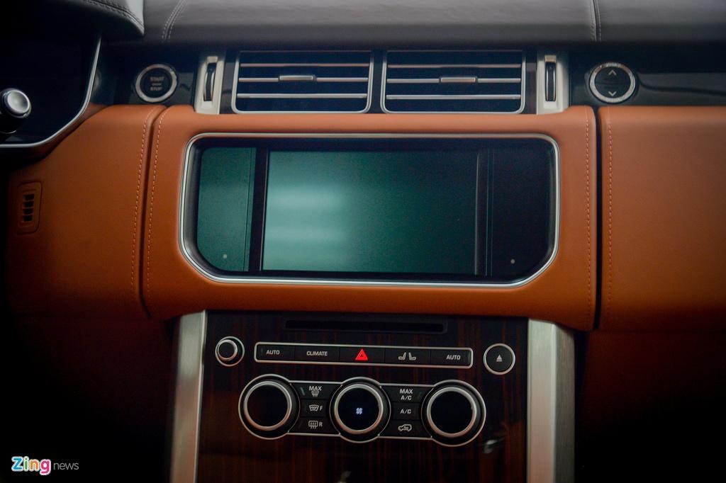 SUV hang sang Range Rover Hybrid gia hon chuc ty dau tien tai VN hinh anh 8