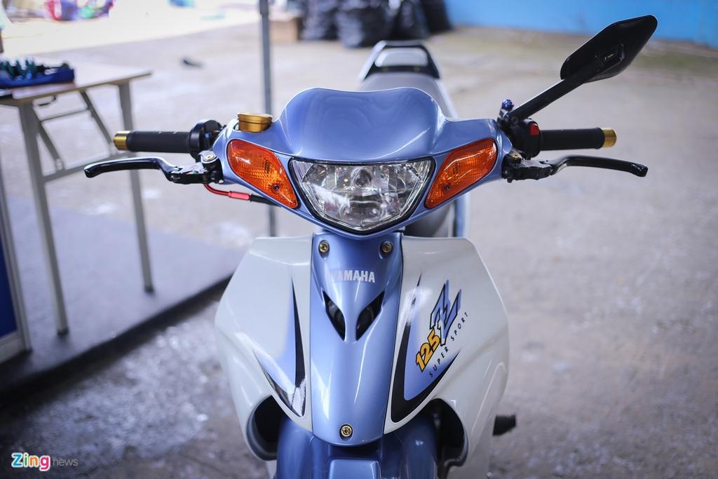 Yamaha Z125 do do choi tai TP.HCM anh 3