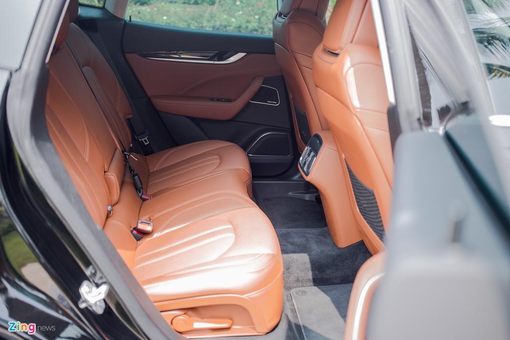 Maserati Levante tai Viet Nam anh 14