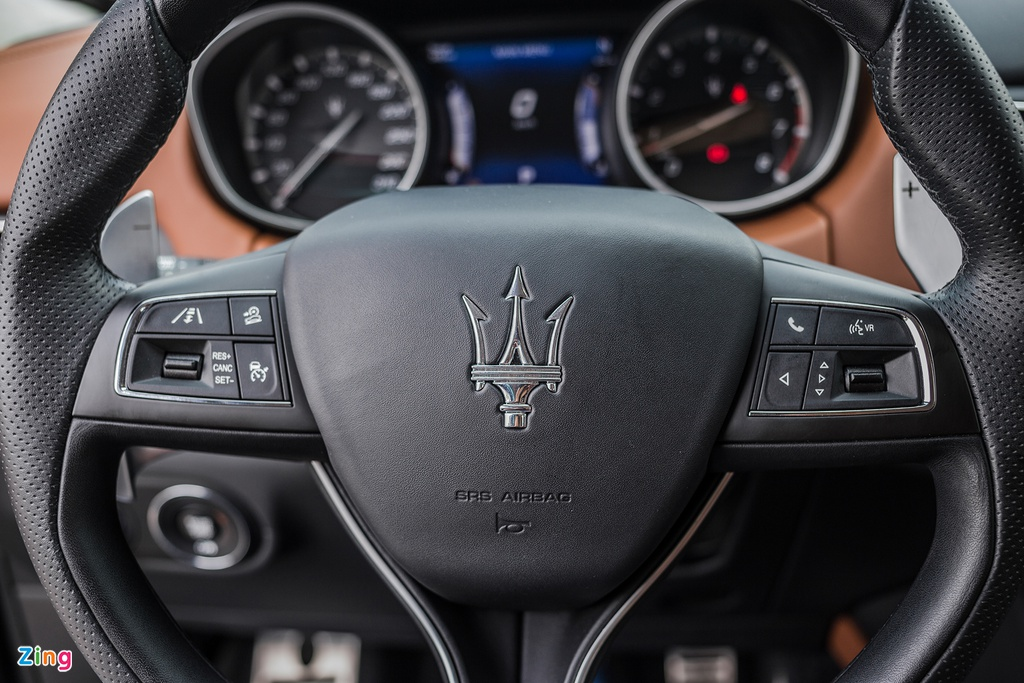 Maserati Levante tai Viet Nam anh 10