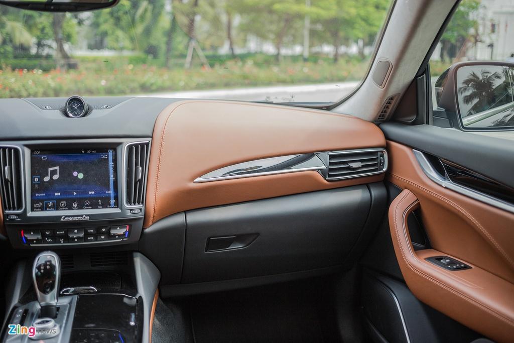 Maserati Levante tai Viet Nam anh 9