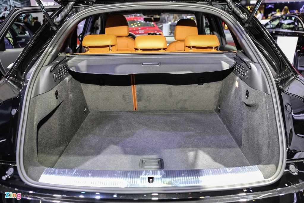 Audi Q3 ban dac biet ra mat tai Viet Nam hinh anh 10