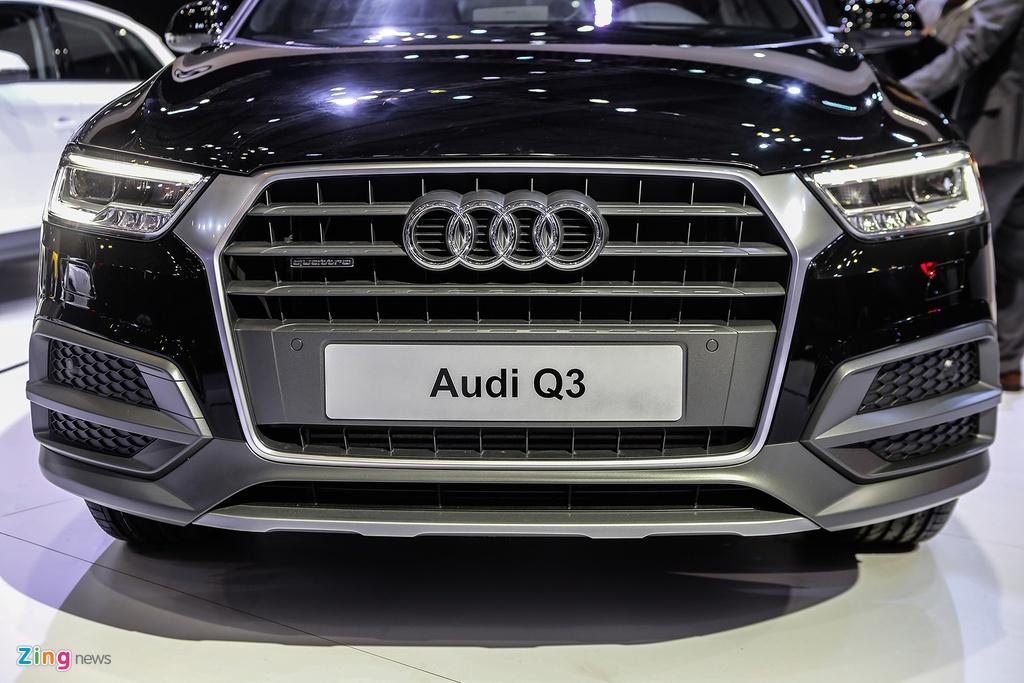 Audi Q3 ban dac biet ra mat tai Viet Nam hinh anh 3