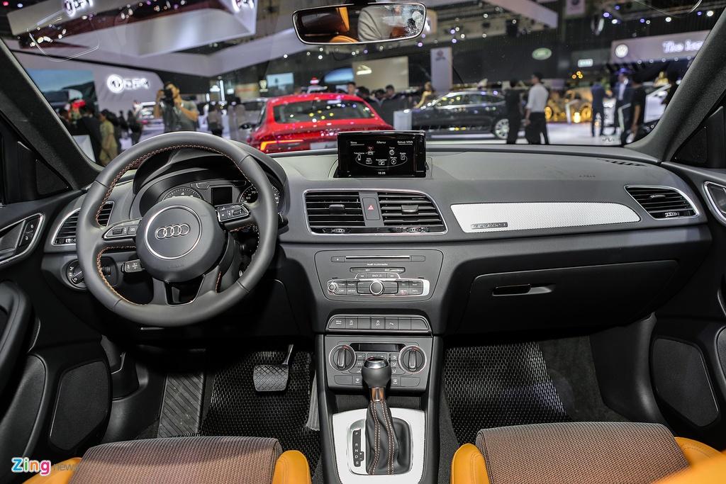 Audi Q3 ban dac biet ra mat tai Viet Nam hinh anh 5
