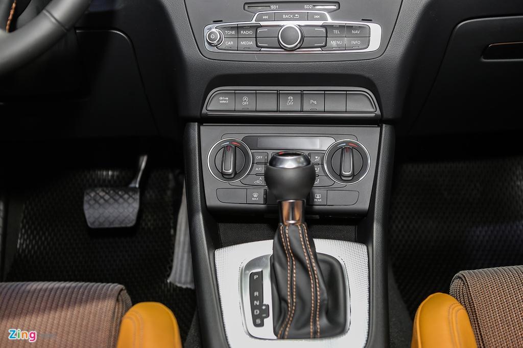 Audi Q3 ban dac biet ra mat tai Viet Nam hinh anh 7