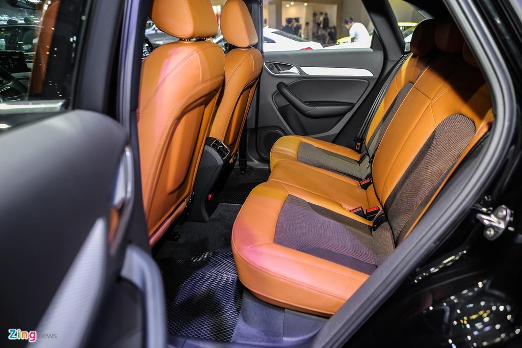 Audi Q3 ban dac biet ra mat tai Viet Nam hinh anh 8
