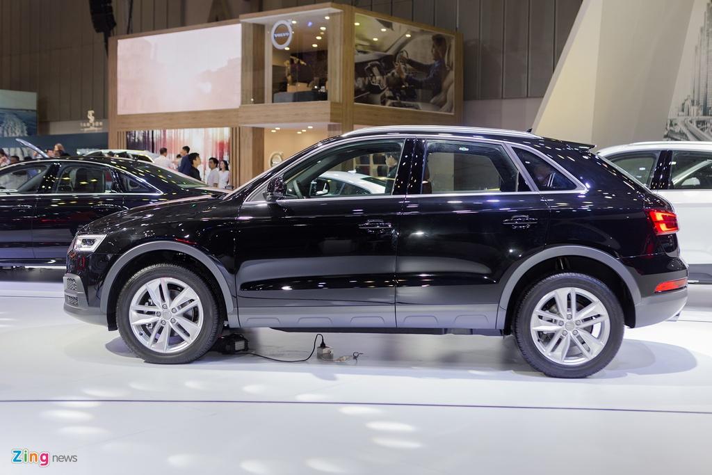Audi Q3 ban dac biet ra mat tai Viet Nam hinh anh 2