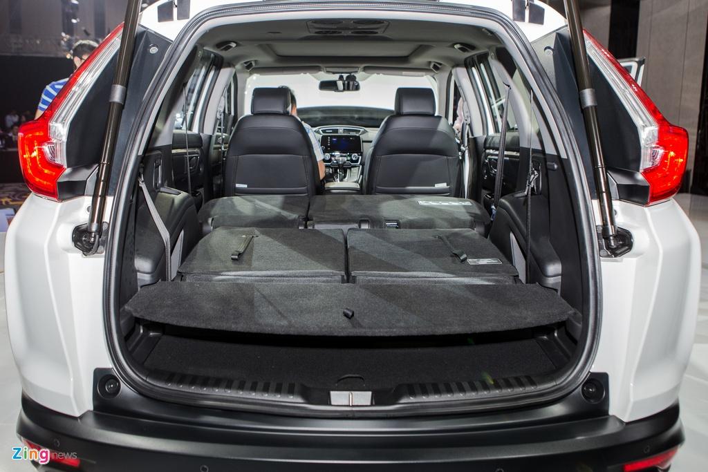 Honda CR-V 7 cho gia bao nhieu anh 16