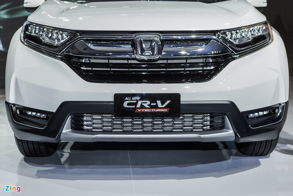 Honda CR-V 7 cho gia bao nhieu anh 4