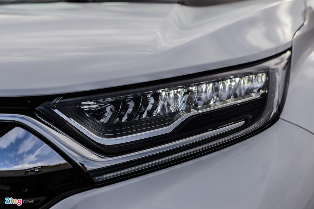 Honda CR-V 7 cho gia bao nhieu anh 5