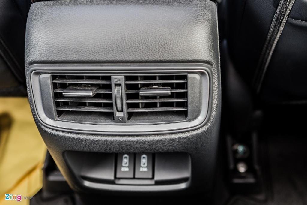 Honda CR-V 7 cho gia bao nhieu anh 12