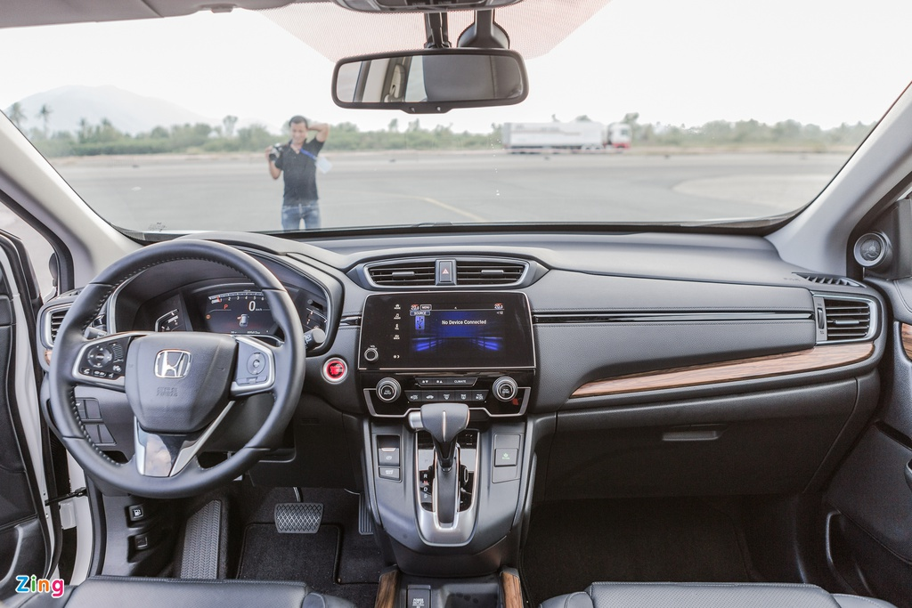 Honda CR-V 7 cho gia bao nhieu anh 7