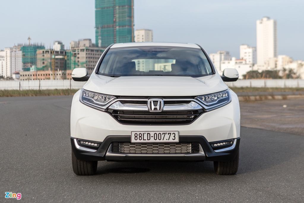 Honda CR-V 7 cho gia bao nhieu anh 1