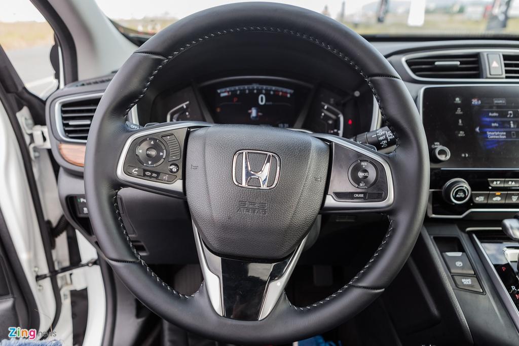 Honda CR-V 7 cho gia bao nhieu anh 8