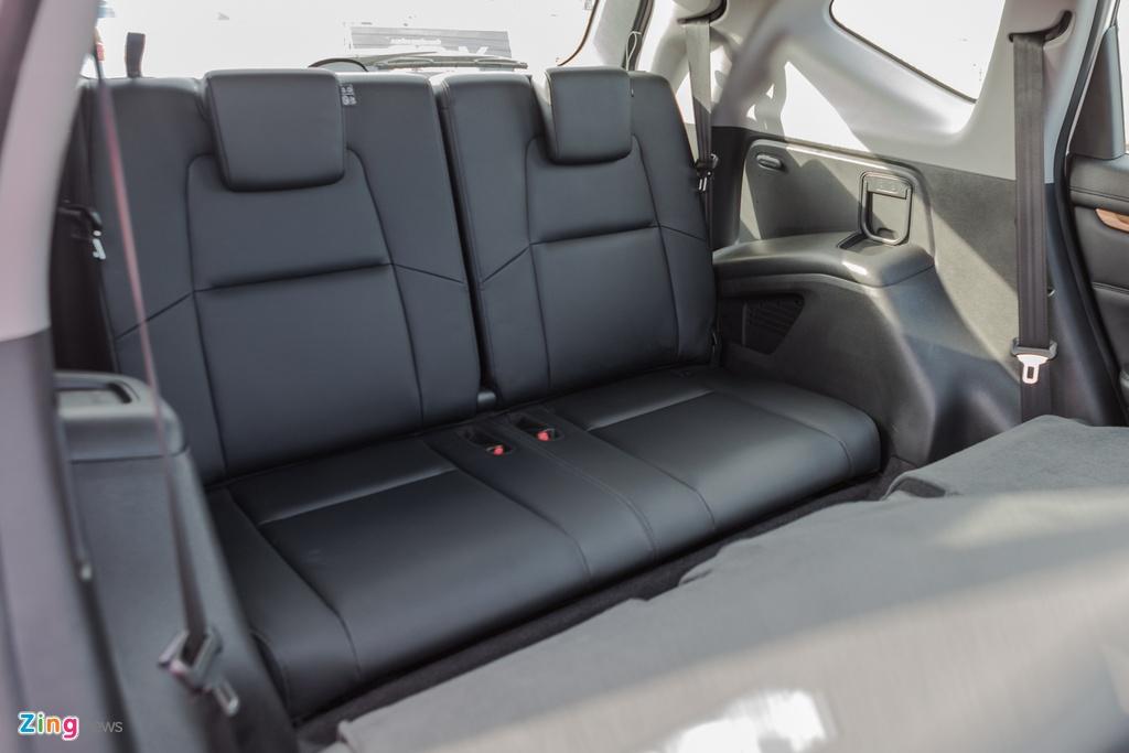 Honda CR-V 7 cho gia bao nhieu anh 14