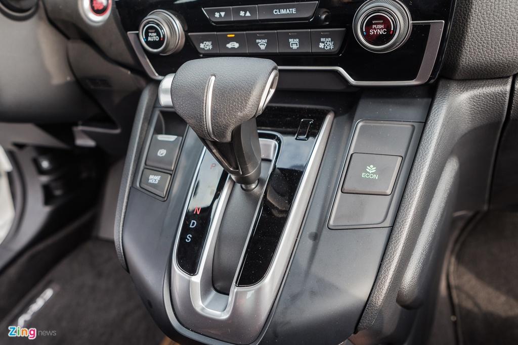 Honda CR-V 7 cho gia bao nhieu anh 11