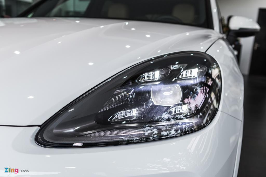 Porsche Cayenne S 2018 ban do phu kien gia hon 7 ty tai Viet Nam hinh anh 4