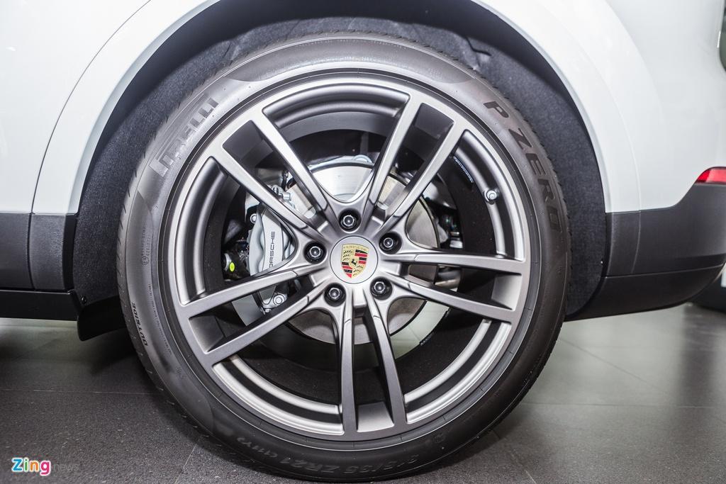 Porsche Cayenne S 2018 ban do phu kien gia hon 7 ty tai Viet Nam hinh anh 16